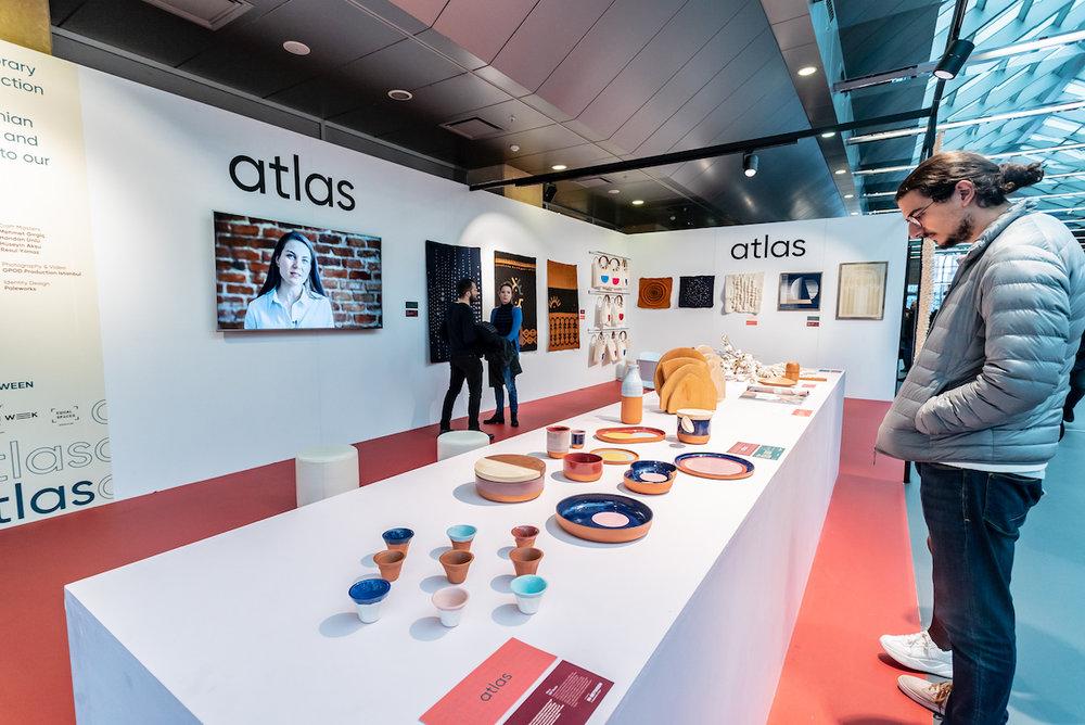 atlas Design Week Turkey Sergisi, Fotoğraf: GPOD Production