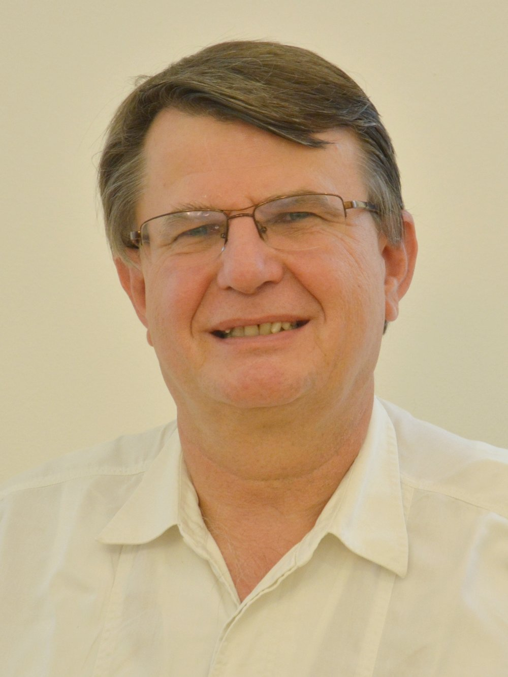 Bence Imre igazgató lelkész