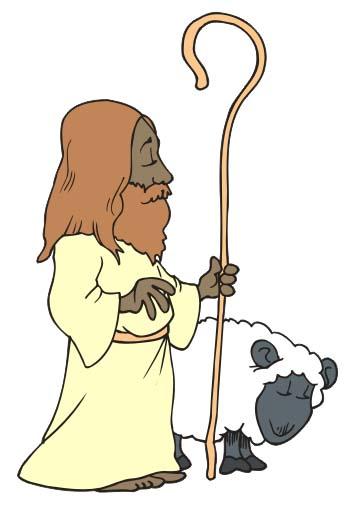 """Jn 10,11-15: Jézus mondja: """"Én vagyok a jó pásztor. A jó pásztor életét adja a juhokért. Aki béres és nem pásztor, akinek a juhok nem tulajdonai, látja a farkast jönni, elhagyja a juhokat, és elfut, a farkas pedig elragadja és elszéleszti őket. A béres azért fut el, mert csak béres, és nem törődik a juhokkal. Én vagyok a jó pásztor, én ismerem az enyéimet, és az enyéim ismernek engem, ahogyan az Atya ismer engem, én is úgy ismerem az Atyát: és én életemet adom a juhokért."""
