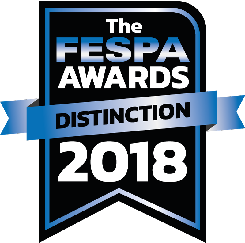 FESPA Awards DISTINCTION