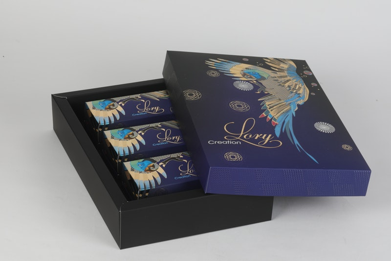 LORY   Perfect Packaging, India    Shortlisted Sticker Download