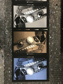WATCH    Atelier fuer Siebdruck - Lorenz Boegli, Switzerland    Shortlisted Sticker Download