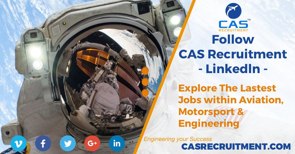 CAS Recruitment Linkedln
