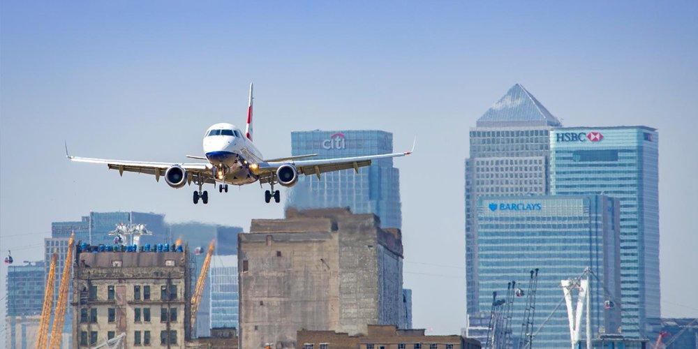 British Airways CityFlyer - To Fly. To Serve