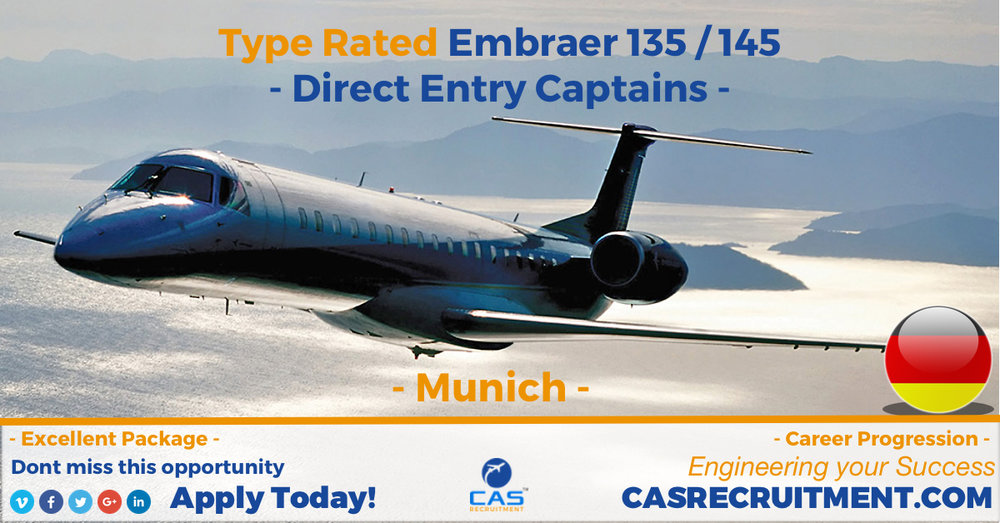 CAS Recruitment Type rated Captains Embraer 135 145 Munich.jpg