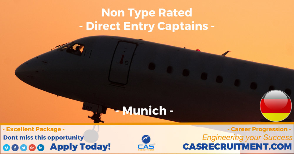 CAS Recruitment Non Type Rated Embraer Captains Munich.jpg
