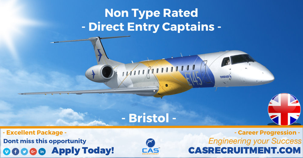 CAS Recruitment Non Type Rated Embraer Captains Bristol.jpg
