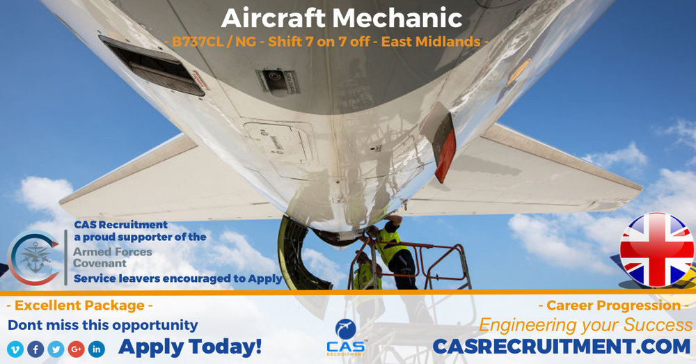 CAS Recruitment Aircraft Mechanic east midlands.jpg