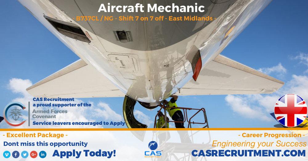 CAS Recruitment Aircraft Mechanic east midlands.jpg