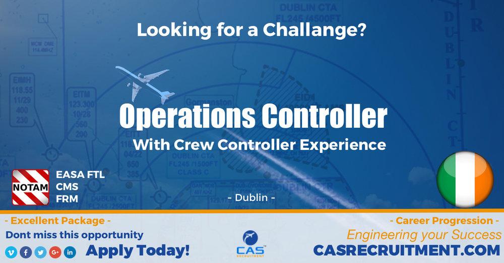 CAS Recruitment Operations and Crew Controller latest aviation jobs.jpg