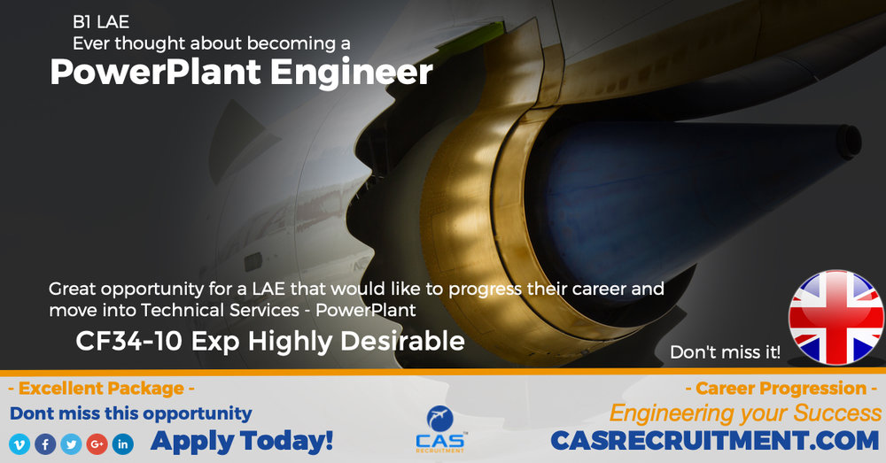 CAS Recruitment Powerplant Engineer Latest Aviation Jobs.jpg