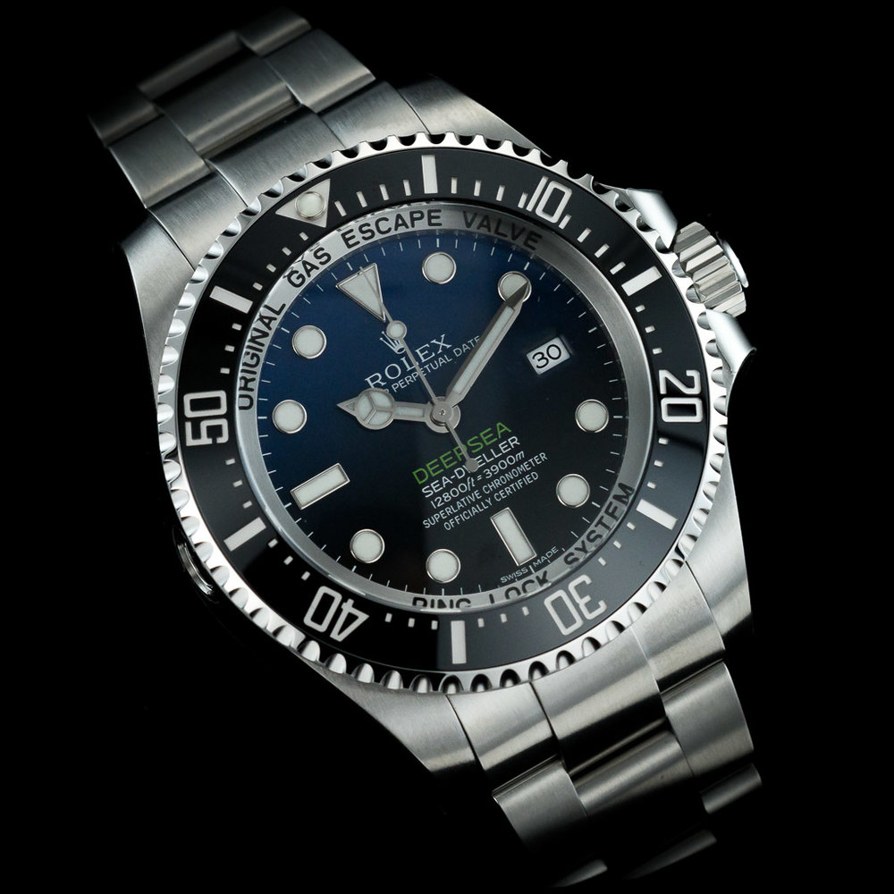 Rolex Deep-Blue Sea-Dweller Deepsea 116660