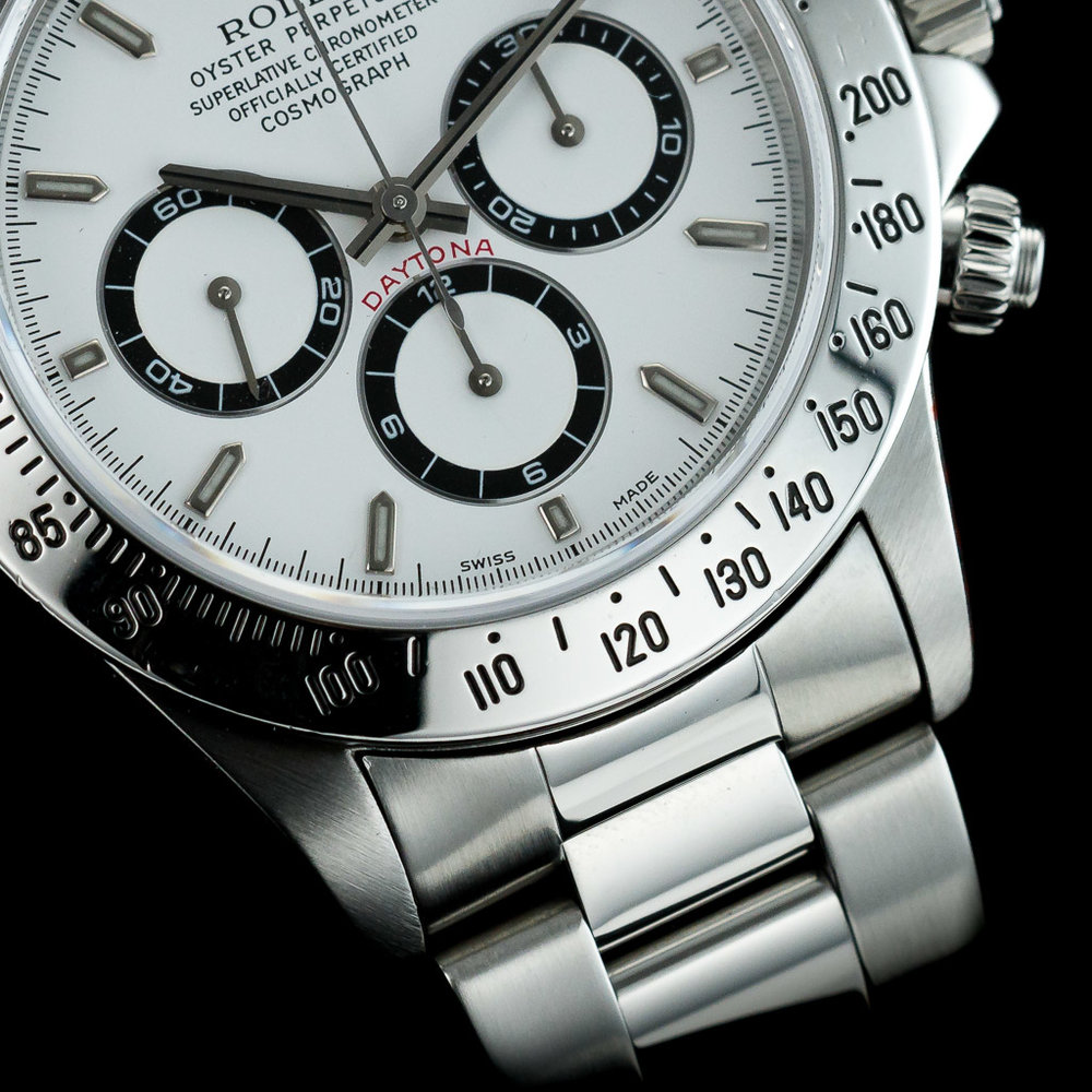 42005311d40 Regal Time — Rolex Cosmograph Daytona Ref. 16520 (Zenith movement)