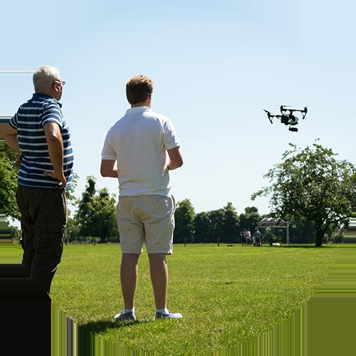 £999 inc. VAT - ICARUS Standard2 Day Drone Course+ Flight Examination