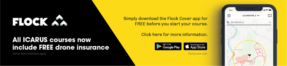 free drone insurance with flock