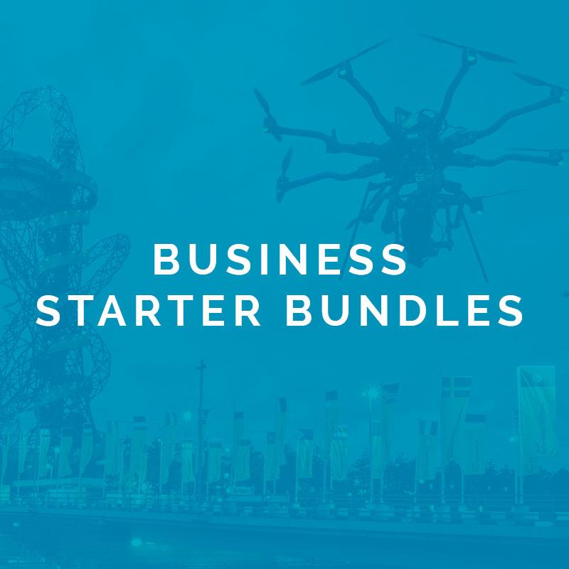 drone business starter bundles