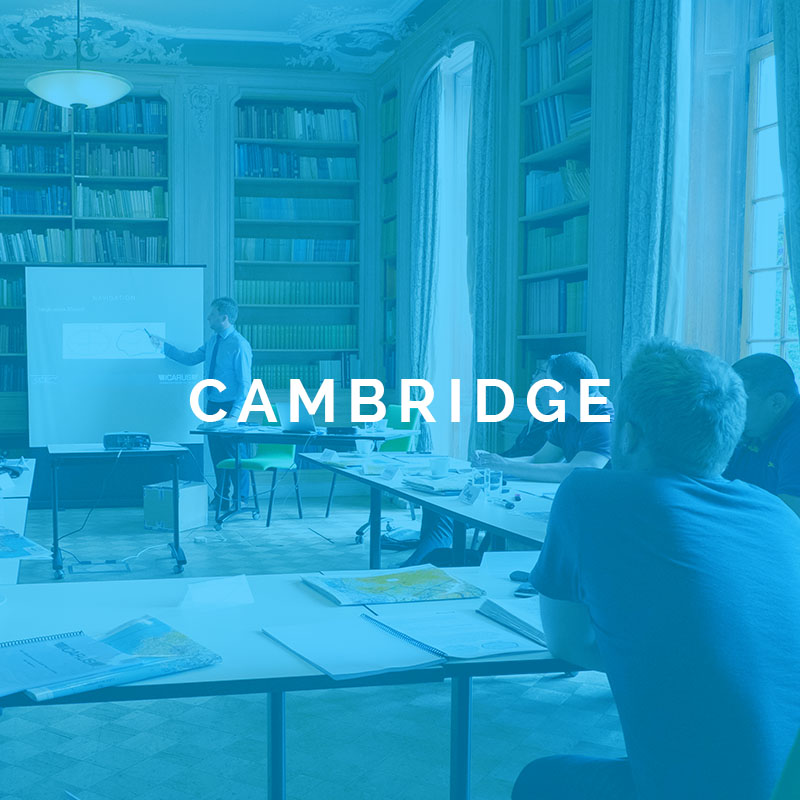 Cambridge drone course ..