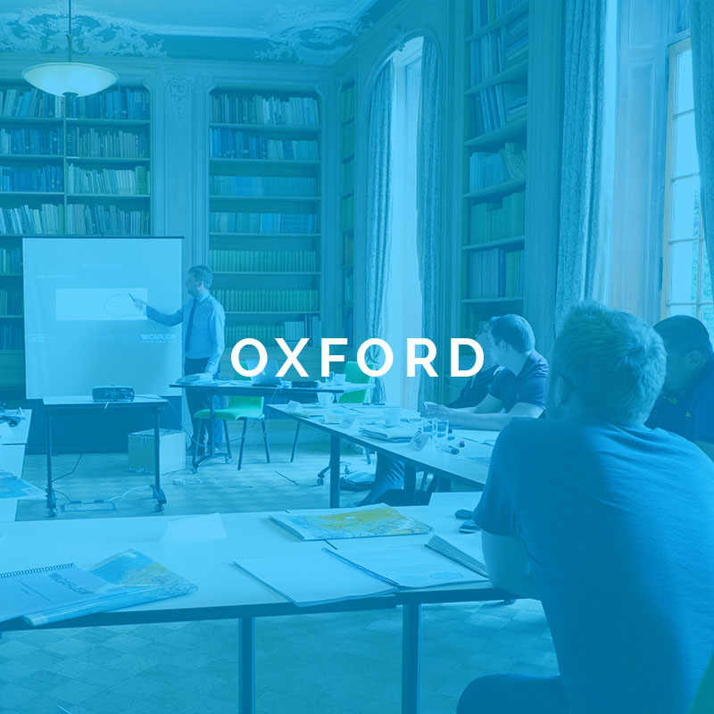 Oxford drone course ..