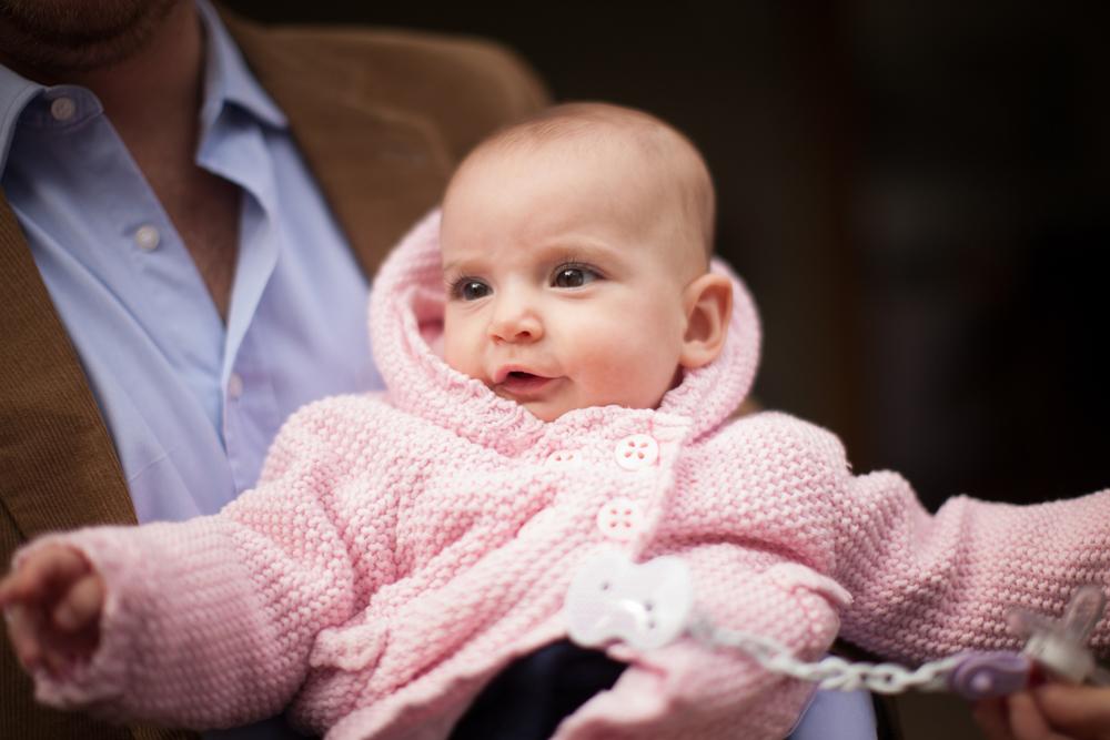 Luisa, bebê