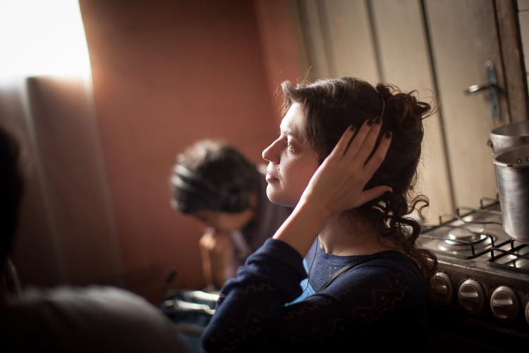 Luna Grimberg, cineasta