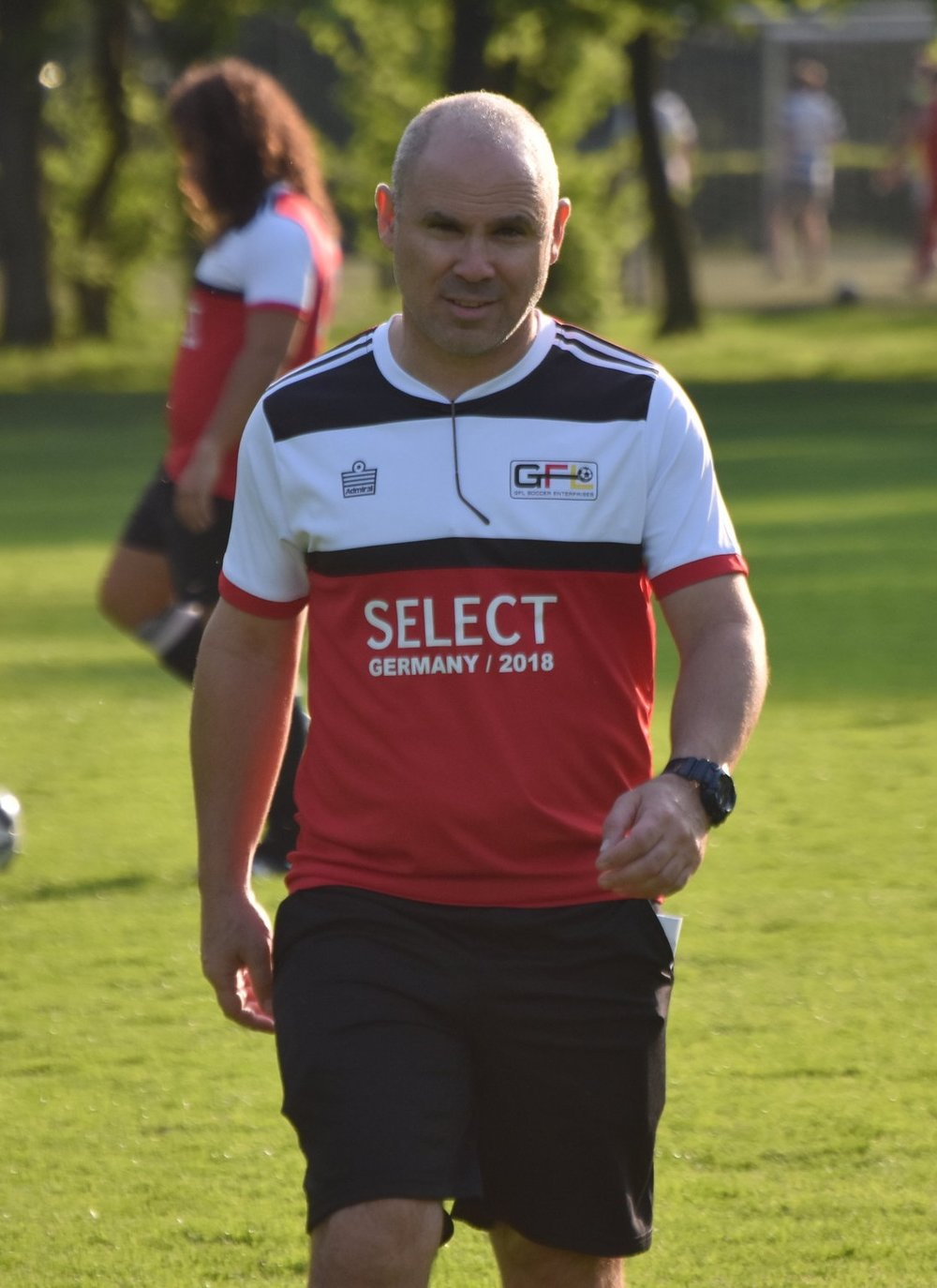 JAIME BYRNE - PROGRAM DIRECTORCoach Jaime has been involved in soccer for over 30 years, from playing with Elite Youth, to College in Europe, to Competitive domestically, and co-organizing International Showcases.Having played and worked with Revolver FC for the better part of a decade, his mission as a coach is to identify players' abilities & strengths to bring them together and perform their best as a team. From there, he seeks to further advance the team above their competitors to set them apart from their peers, and grow to obtain more challenging real-life & unique playing opportunities & programs.Coach Jaime's coaching style is hands-on & verbal, instructing by example, side-by-side with players, with the highest of expectations for each individual and the team overall.