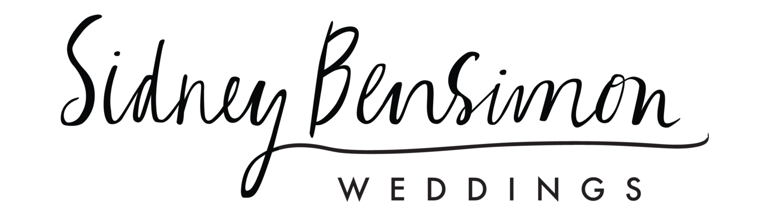 Sidney Bensimon Weddings