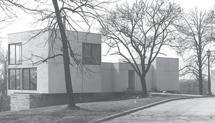 1970 - WANDEL RESIDENCE