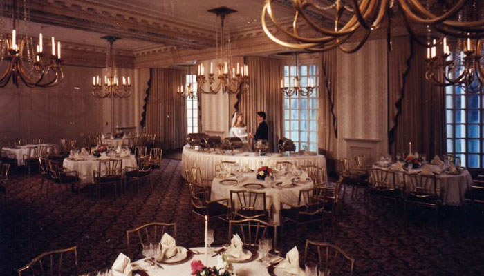 1991 - THE ATHLETIC CLUB OF COLUMBUS