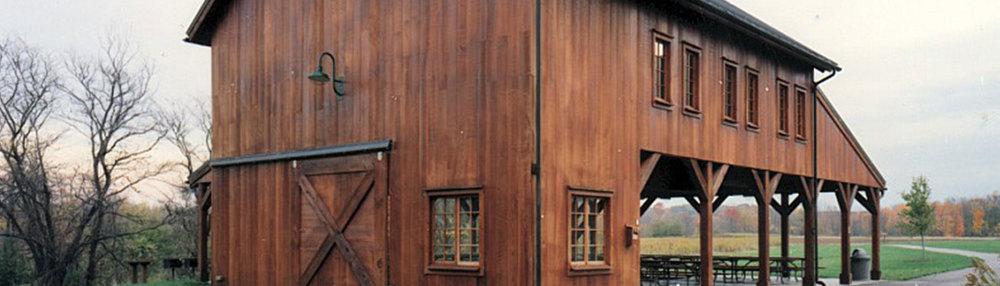1993 - SLATE RUN METRO PARK SHELTER