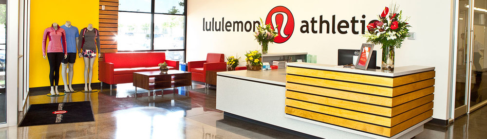 2013 - LULULEMON ATHLETICA
