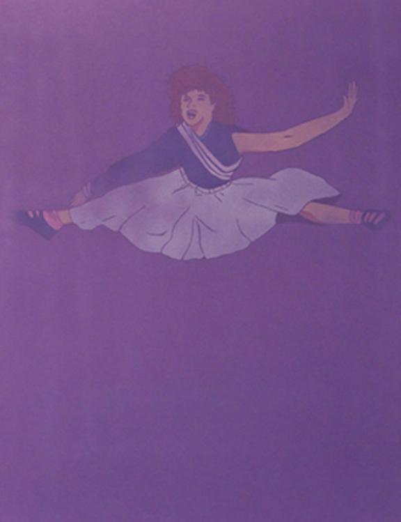 Purple Stonewall Dancehall
