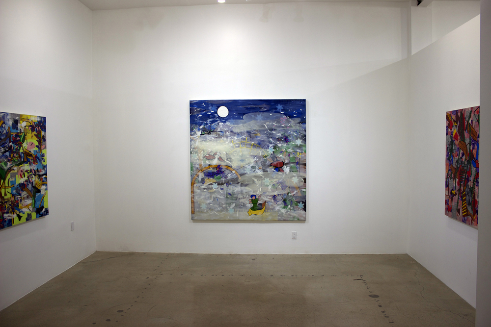 Installation view at LAM Gallery