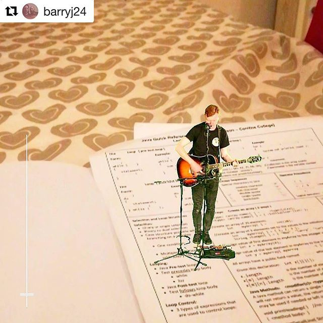 #Repost @barryj24 ・・・ Marty not now, I'm trying to study. @annas_anchor @real_firstage