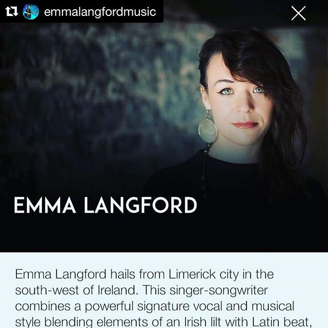 🙌🎉🎙🎼 #Repost @emmalangfordmusic ・・・ Ooh, looks like I'm up on the Firstage app, singing the Seduction of Eve or indeed as it's now called... The Destruction of Eve 🤔😱 @real_firstage #firstage #QuietGiant #irishmusicparty #irishartist #Irishmusic #independent #unsigned #indie #folk #jazz #emmalangford #newrelease #newmusic #Limerick #lovelimerick #app #augmentedreality #gottacatchemall