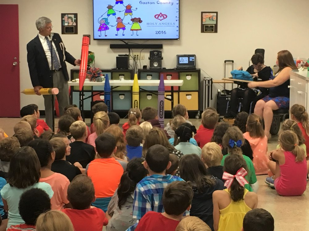 Pride in Gaston County Schools Tour