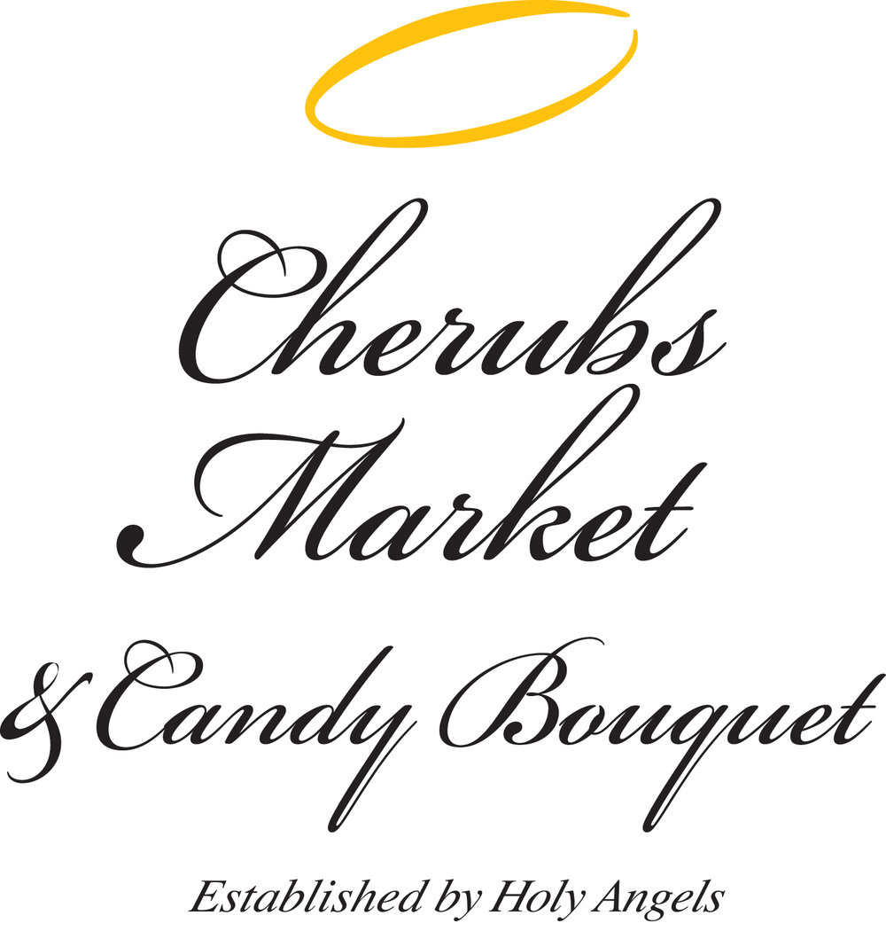 Cherubs Market and Candy Bouquet