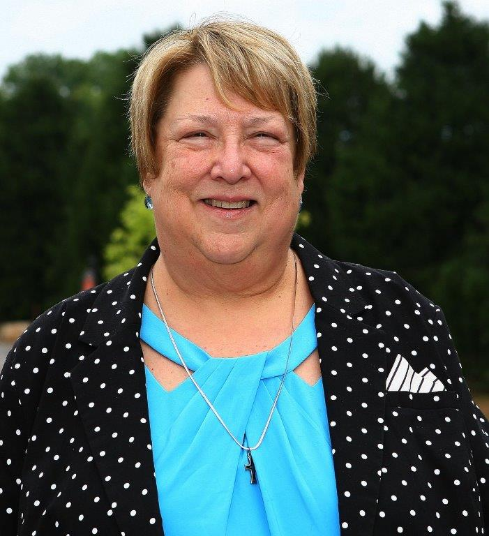 Sr Nancy Nance, RSM | VP Community Relations