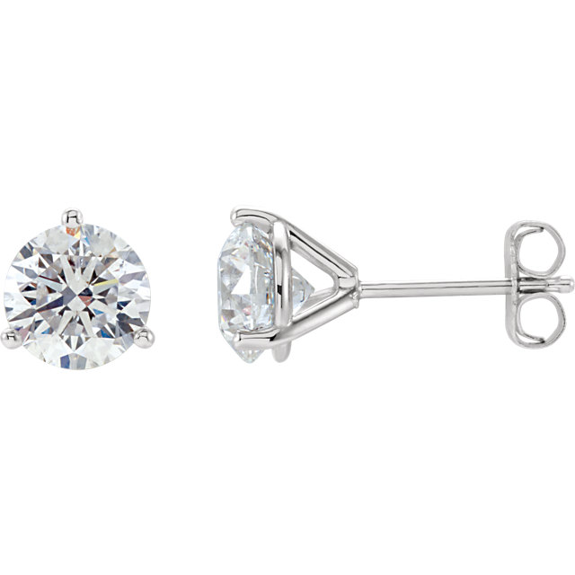 bc4b5df2d Earring Backs - How to Choose the Best Type for You. Diamond studs ...