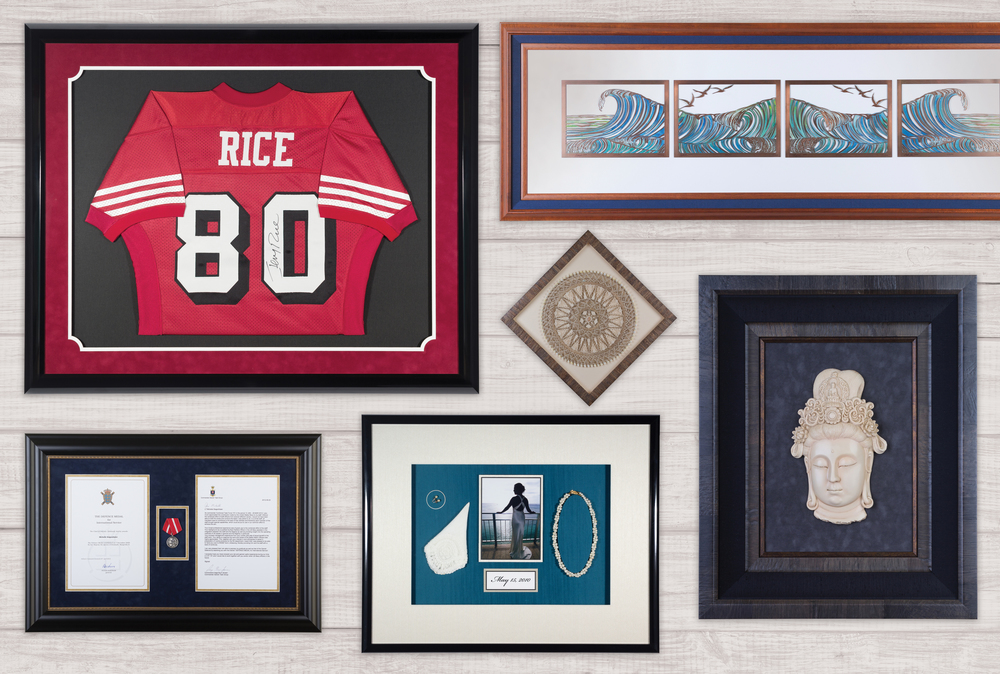 Premium Custom Framing