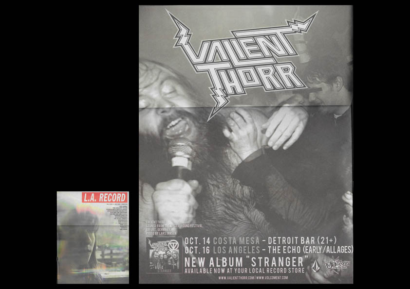 VALIENT THORR advert (2010)