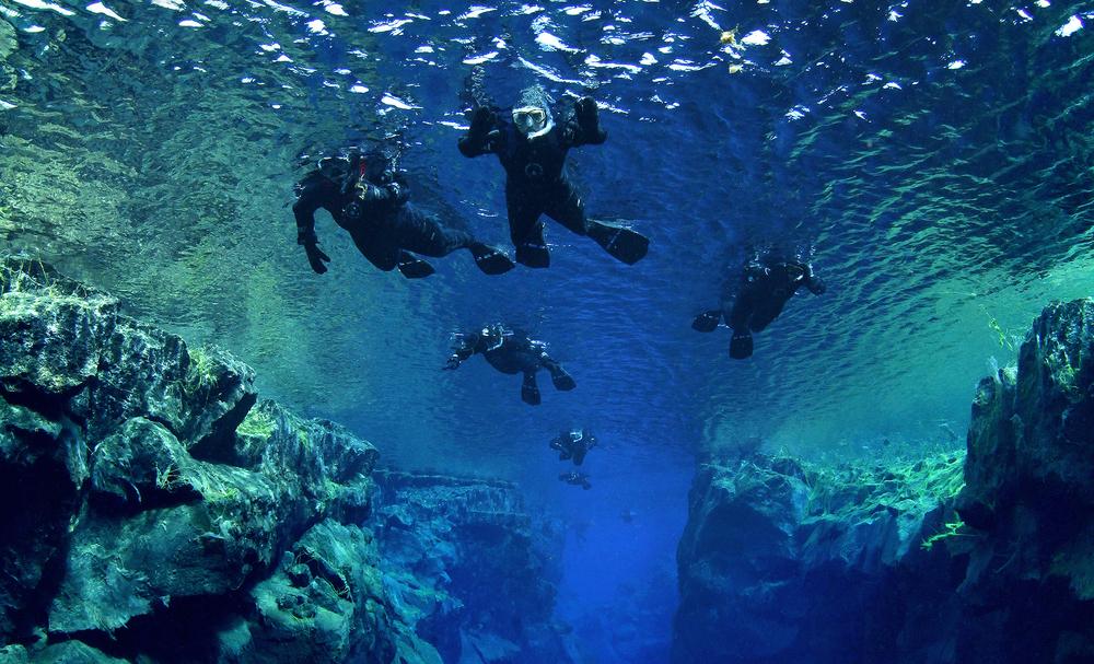 Snorkling Silfra Iceland Atlantik incentive cruise conference DMC PCO.jpg