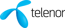 Telenor logo Client atlantik incentive DMC Iceland.png