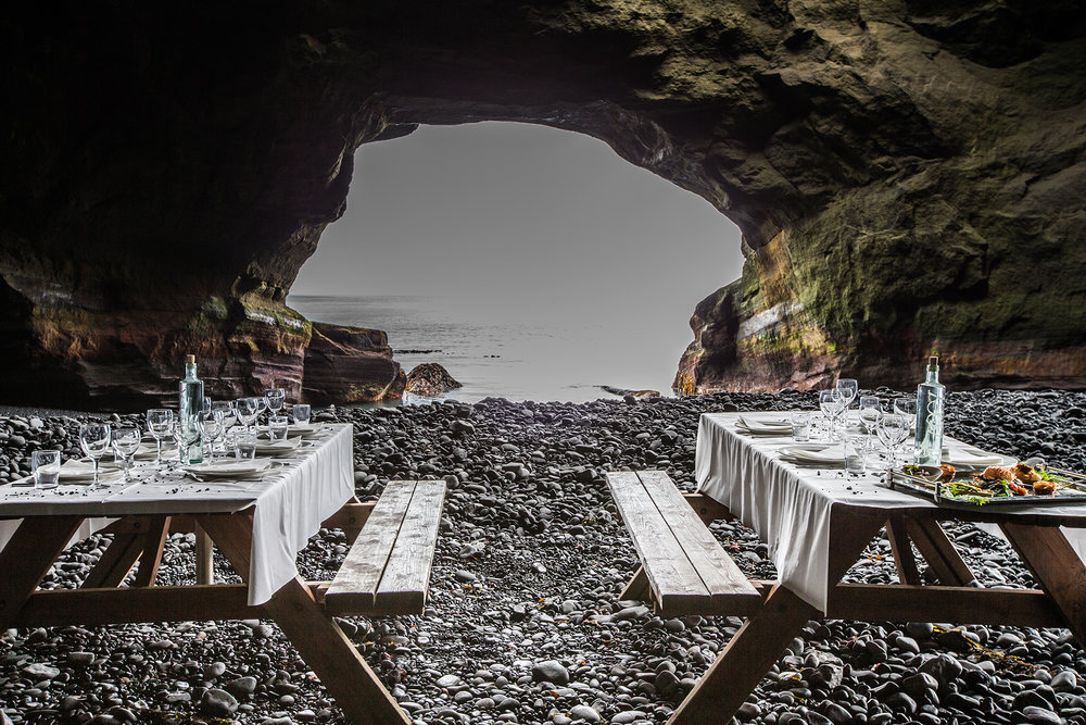 Cave Dinner Iceland Atlantik DMC PCO Incentive Cruise Conference.jpg