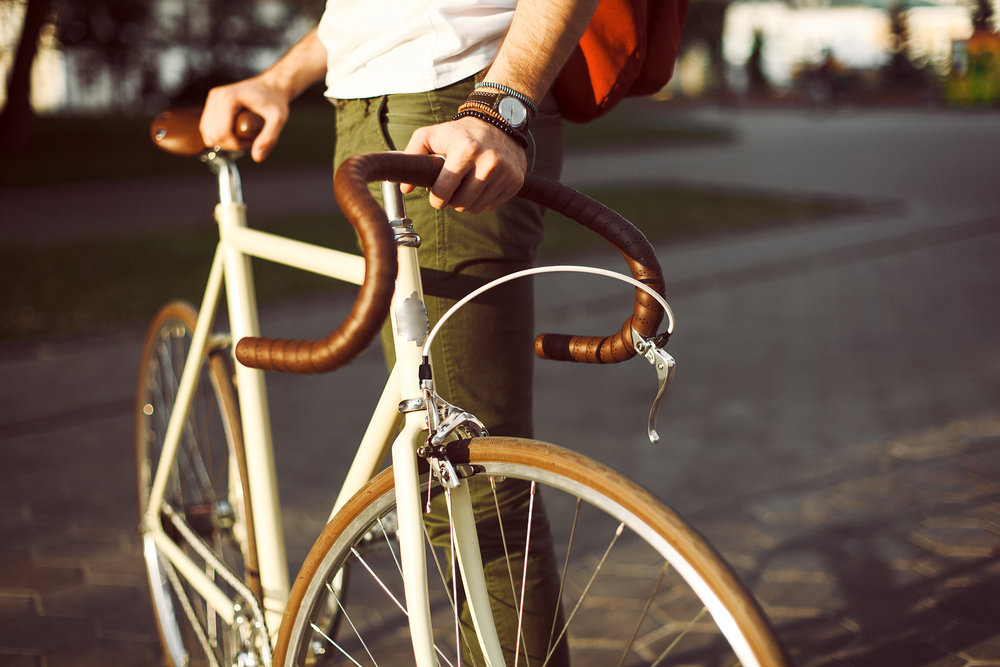 Excellent cycle lanes are available from the apartments in The Papermill in Clonskeagh