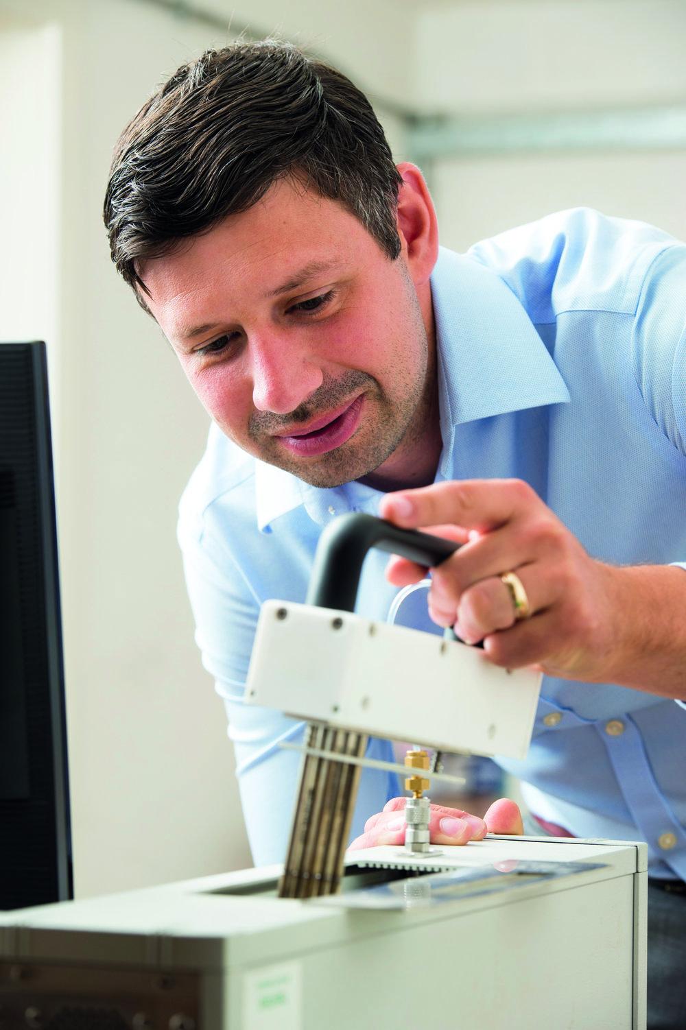 Alex Florensa  Monitoring Consultant