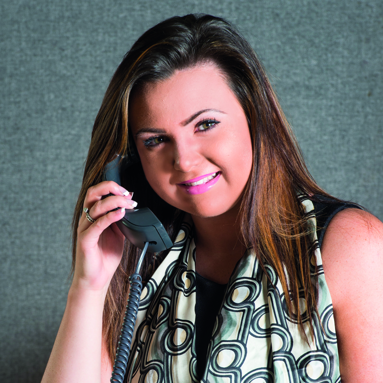 Olivia Stokes  Sales Administrator