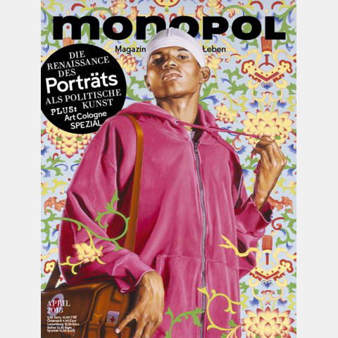 Monopol Magazine, April 2018