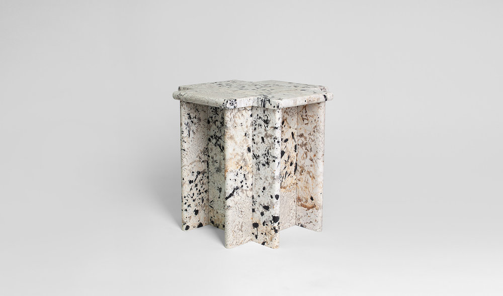 Ziggurat Side Table - Mantra Gr...