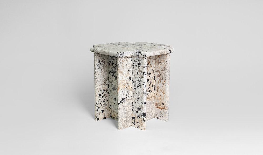 Ziggurat Side Table - Mantra Gra...