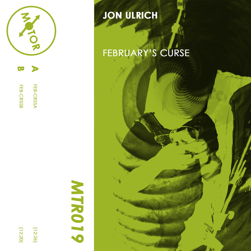 Jon Ulrich - February's Curse  5th May 2017  Motor